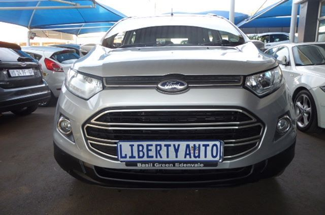 2016 Ford Eco Sport 1 5tdci Titanium 80000km Diesel Engine Manual