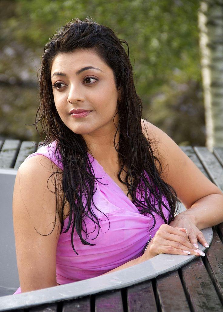 Telugu Actress Kajal Agarwal Hot And Unseen Pics.
