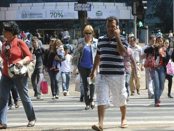 54% dos brasileiros formam a classe C, diz Serasa Experian