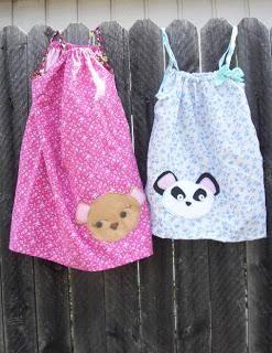 DIY Clothes DIY Refashion DIY Upcycled Pillowcase Dress & 21 best Dress a girl around the world images on Pinterest | A girl ... pillowsntoast.com