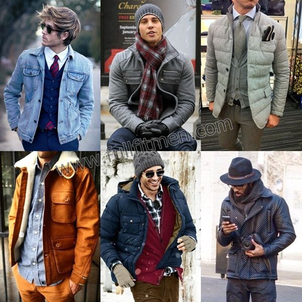 Winter jackets for men do the perfect job of safeguarding you from the cold temperatures this winter. Just remember to pick out a jacket that fits your personality and the one that you think describes you best. Don't forget to stay warm this winter!