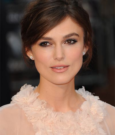 The Look For Less: Get Keira Knightley's Pretty Chanel Makeup Without The Chanel Prices - The Frisky