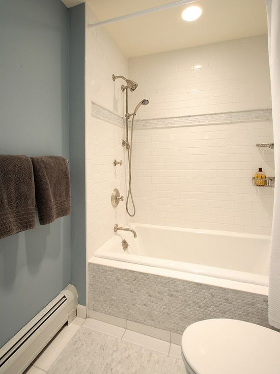 Best 25  Tub shower combo ideas on Pinterest Shower tub bath and Bathtub