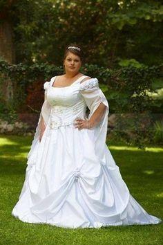 bruidsmode voor grote maten van maat 48 t/m maat 70 www.emb-fashion.nl