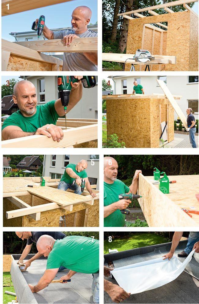 Oltre 25 fantastiche idee su costruire un giardino fai da te su pinterest lavori fai da te con - Costruire un giardino ...
