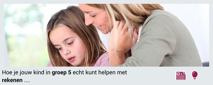 Rekenen groep 5: Checklist voor ouders