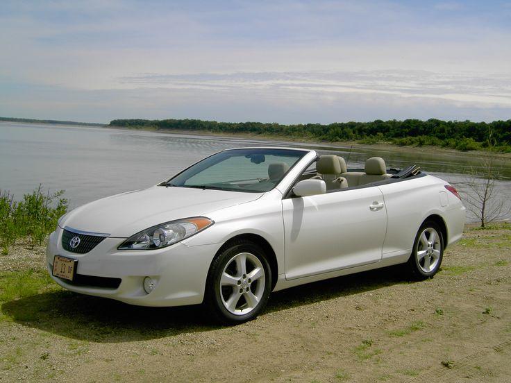 2004 Toyota Camry Solara convertible http://www.windblox.com   #windscreen