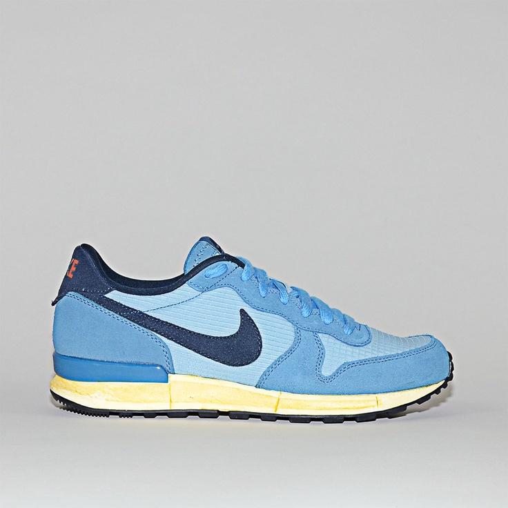 Sneakers NIKE Air Solstice Bleu