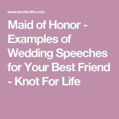 The 25 Best Friend Wedding Speech Ideas On Pinterest
