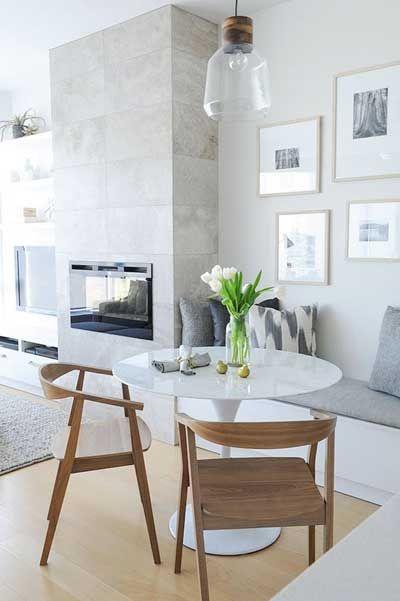 Kleine Esszimmer Dekor Ideen Für Ihr Haus Und Wohnung #dekor #esszimmer  #ideen #kleine #wohnung