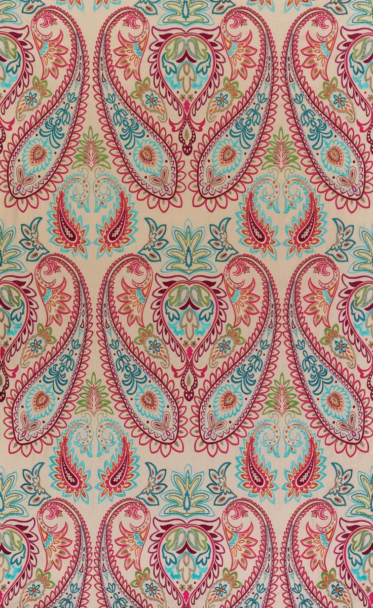 Osborne & Little Karavansara Collection - Nizam. From Seneca At Designmade Wellington & Christchurch.