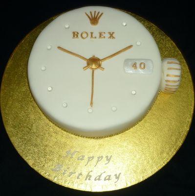 rolex cake - Google Search