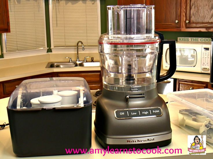 Amy's Food Processor Showdown: KitchenAid, Cuisinart, Breville & Black & Decker. Please share and subscribe to Amy Learns to Cook: www.youtube.com/amylearnstocook