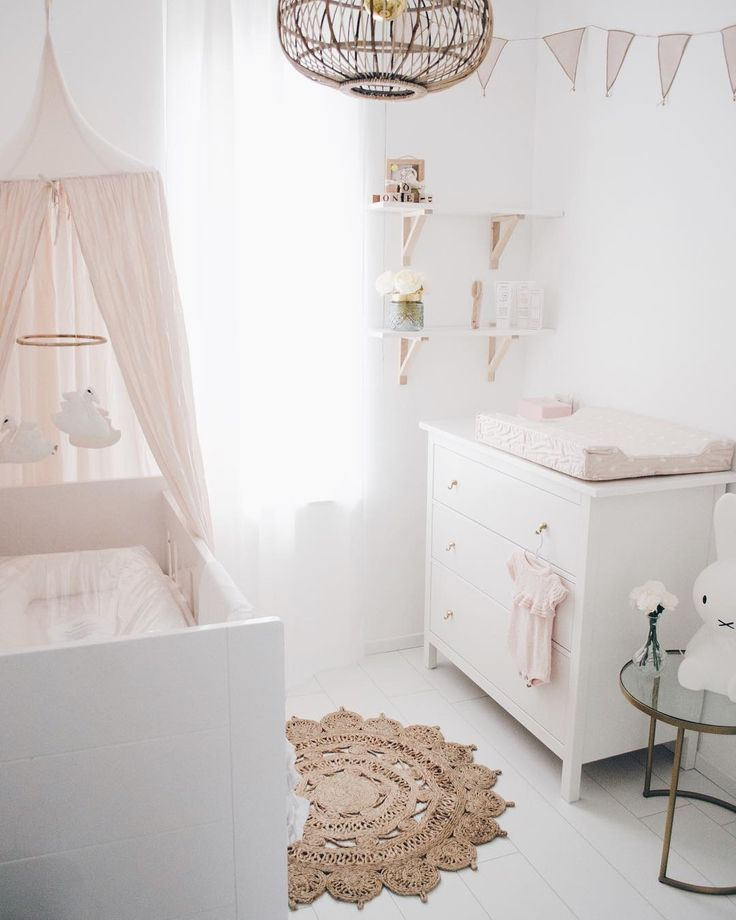 groß  Dos and Don'ts: How to properly set up a baby room