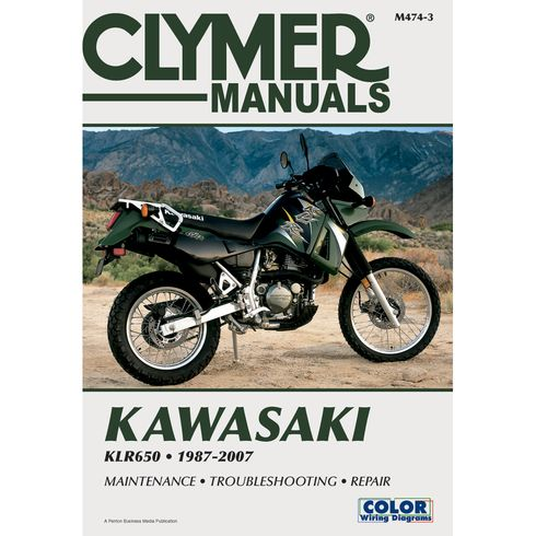 17 best klr 650 manuals images on pinterest klr 650 repair clymer kawasaki klr650 1987 2007 fandeluxe Image collections