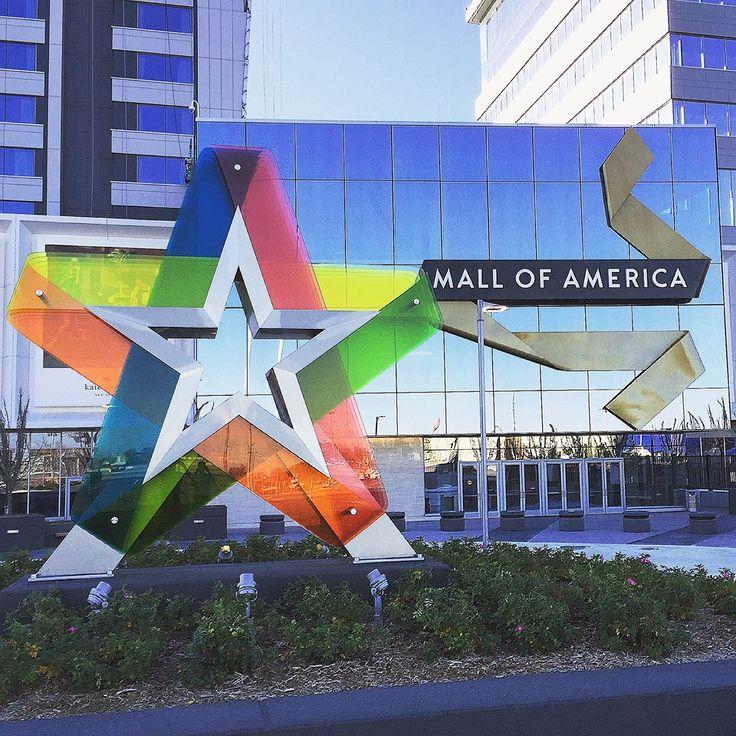 Mall of America  #MallofAmerica #Minneapolis #shopping #attractions