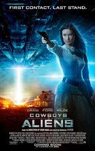 Olivia Wilde as Ella Swenson, a mysterious traveler who aides Lonergan: Cowboys & Aliens