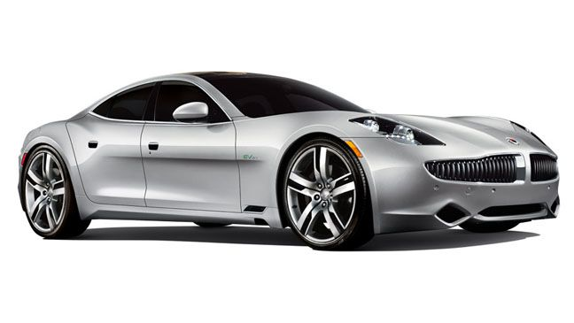 Fiskar Karma Car.