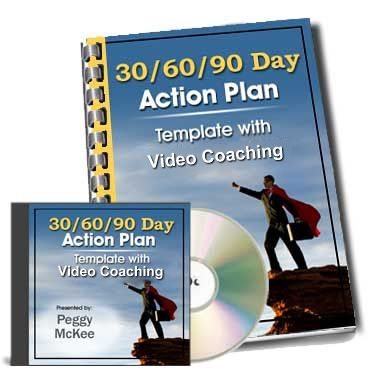 Take a 306090 day plan to the interview to get the offer Job - 30 60 90 day action plan template