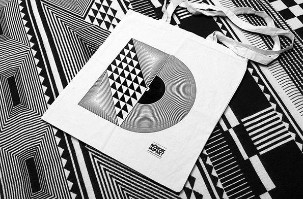 It's Nice That : Graphic Design: French studio Murmure's amazing geometric festival identity