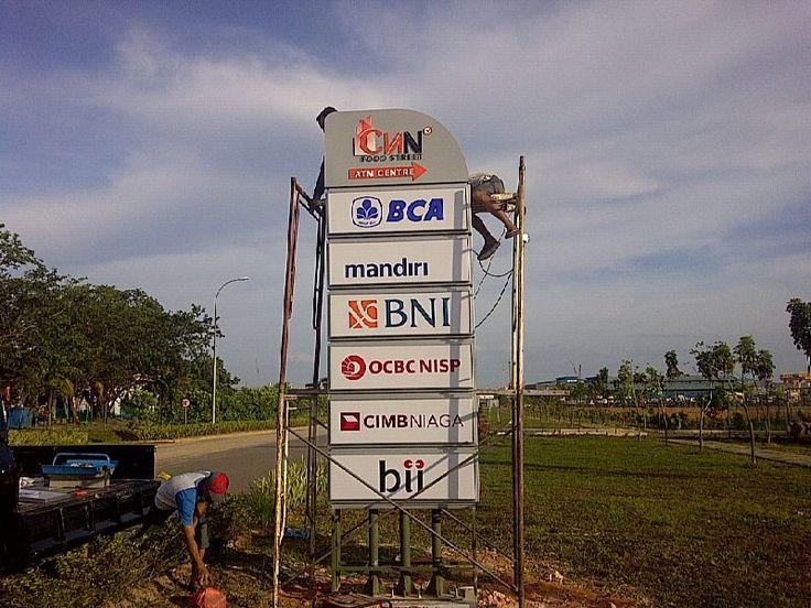 Pembuatan Pylon Batam