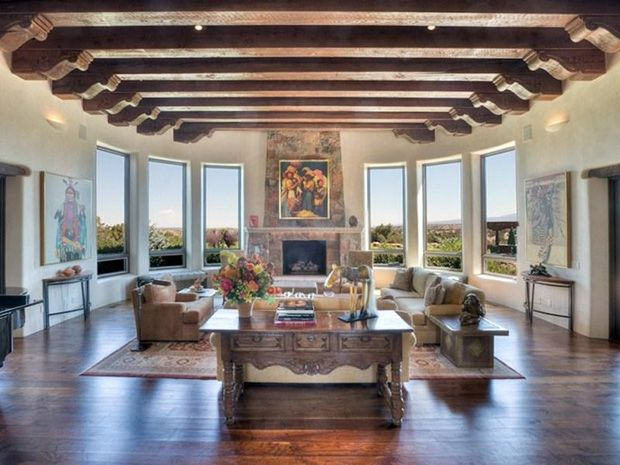 149 best images about home southwest living room design for Southwest homes