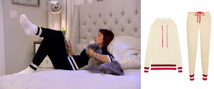 Real+Housewives+of+New+York:+Season+9,+Episode+2:+Bethenny+Frankel`s+Tracksuit