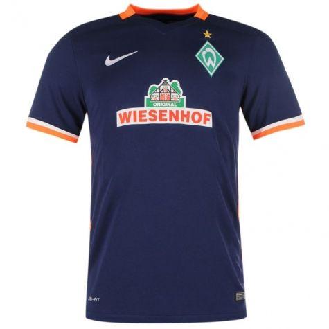 Werder Bremen Away Nike Football Shirt