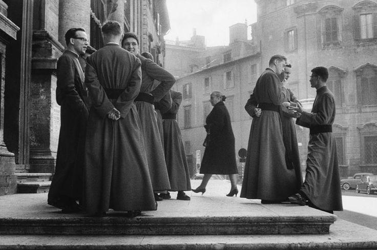 Rome - 1959 © Henri Cartier-Bresson / Magnum