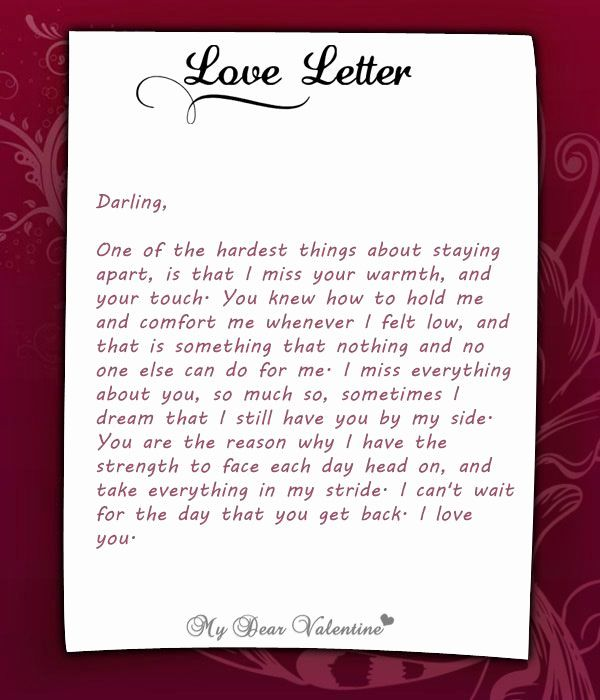 Romantic Love Letters For Her Awesome Best 25 Romantic Letters For Him Ideas On Pinterest Romantic Love Letters Love Letter For Boyfriend Love Letters Quotes Love letters your boyfriend