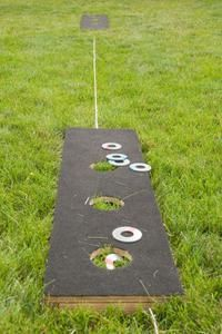 How to Make a Washer Toss Game