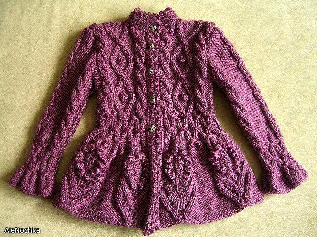 Todo para Crear ... : abrigos para niños en crochet y dos agujas ...