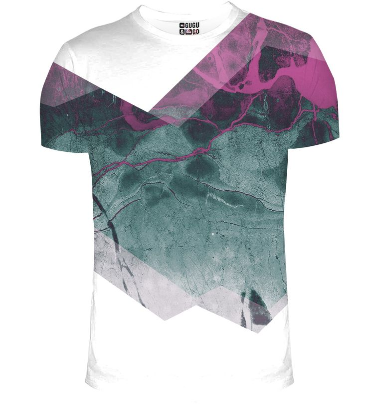 Violet Marble t-shirt, Mr. GUGU & Miss GO