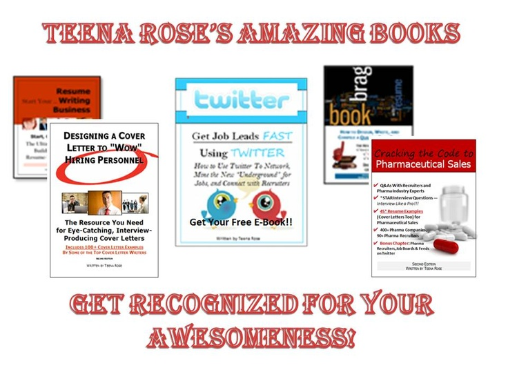Great Buys! Career books, Business books, Resume writing