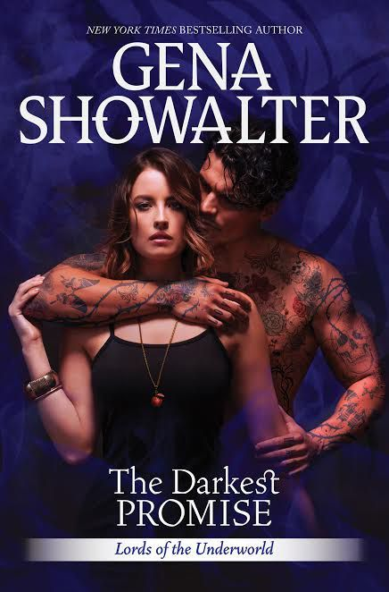 COVER REVEAL: THE DARKEST PROMISE by Gena Showalter ~ https://fairestofall.wordpress.com/2016/12/09/cover-reveal-the-darkest-promise-by-gena-showalter/