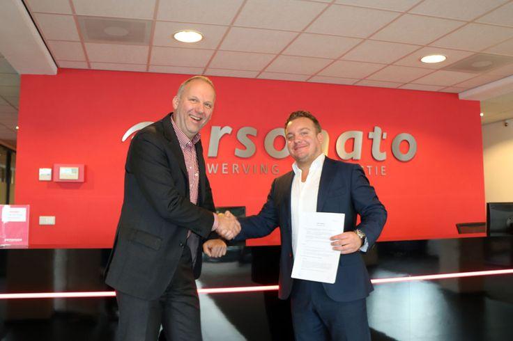 Personato sluit partnership met multinational Nutreco #trots