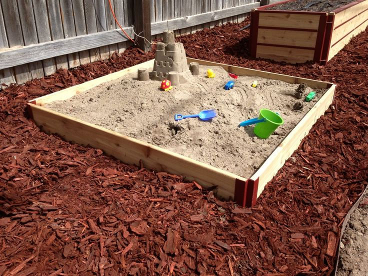Raised Garden Corner Brackets Part - 35: Use Your Garden Raised Bed Box As A Sandbox! Our Corner Brackets And  Professional Designing Make Our Boxes Efficient In Keeping Sand/dirt ...