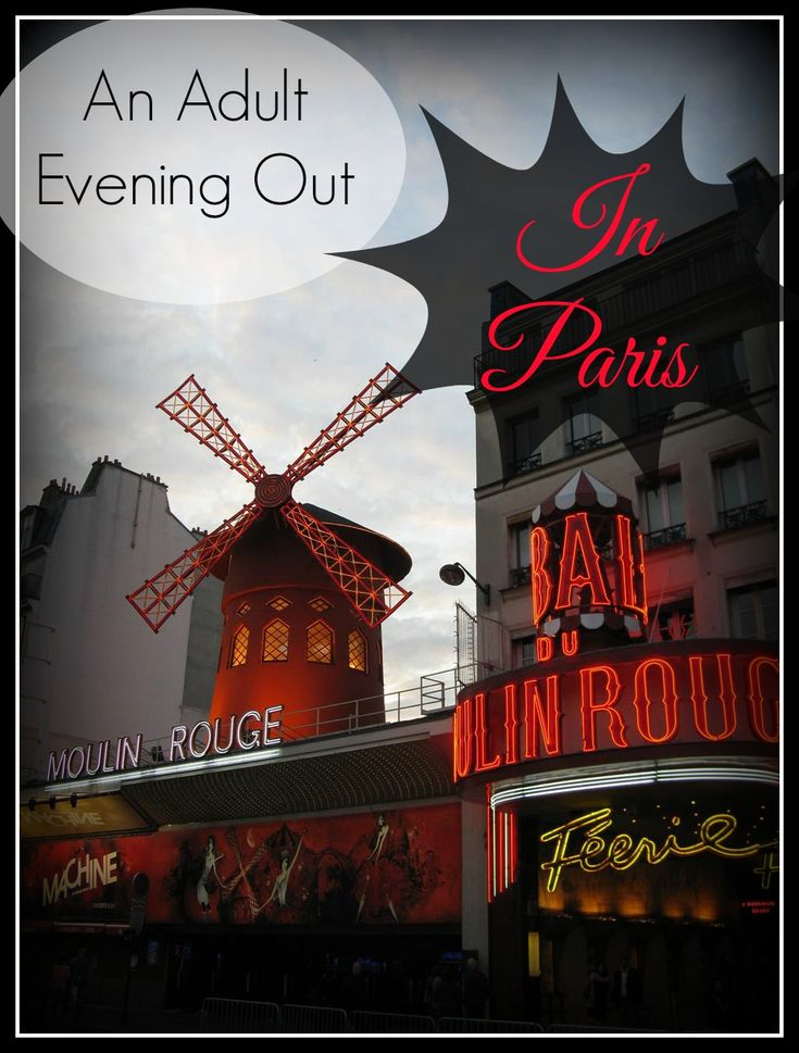 Here are some great ideas for what to do in Paris if you are looking for an enjoyable evening out in the Pigalle/Monmarte area.