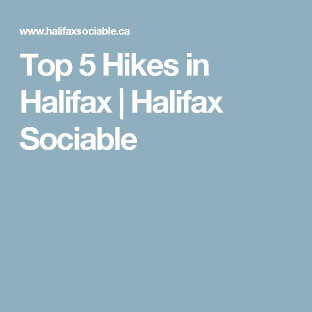 Top 5 Hikes in Halifax | Halifax Sociable