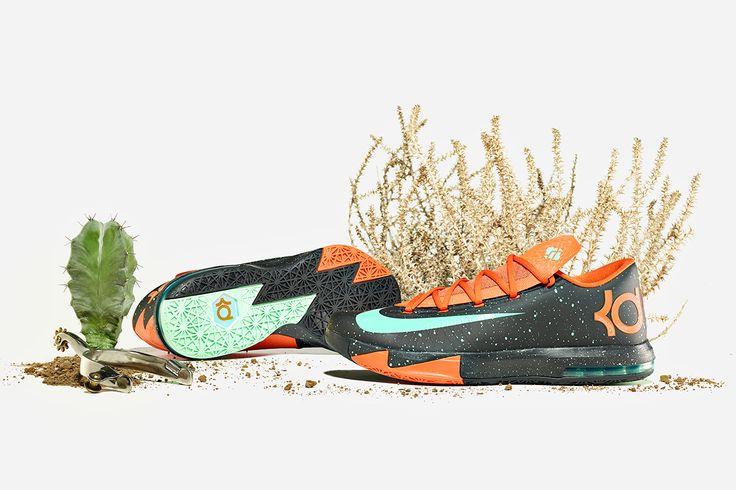 """Nike KD VI """"Texas"""""""