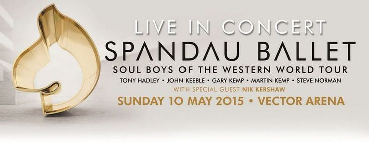 Spandau Ballet - In Auckland in May 2015