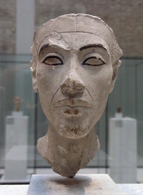 The Colossal Statue of Akhenaten: Art in Representation.