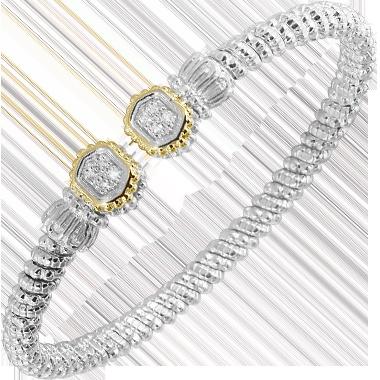 Stackable bracelet by Vahan Jewelry. Love it! I love mine.