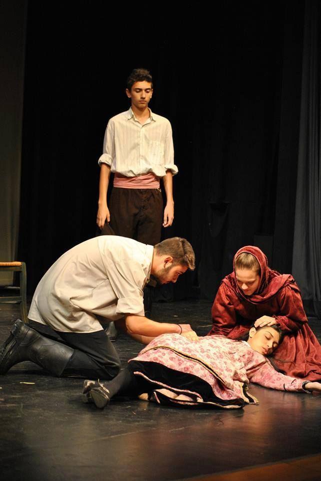 Φωτό από την παράσταση.