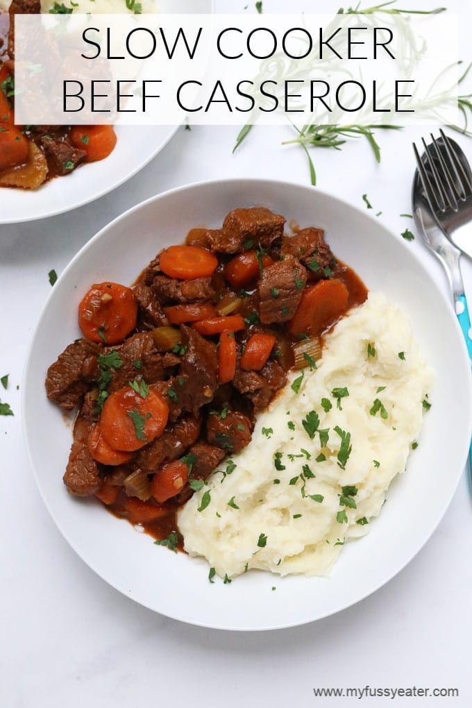Slow Cooker Beef Casserole My Fussy Eater Easy Kids Recipes Beef Casserole Slow Cooker Slow Cooker Beef Slow Cooker Chicken Casserole