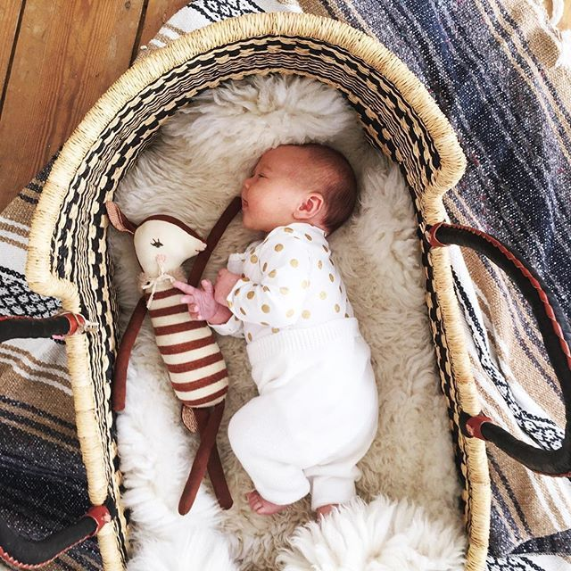 A Basket That Holds The Biggest Treasures // Check Our Available To Deliver Moses  Baskets Photo Gallery