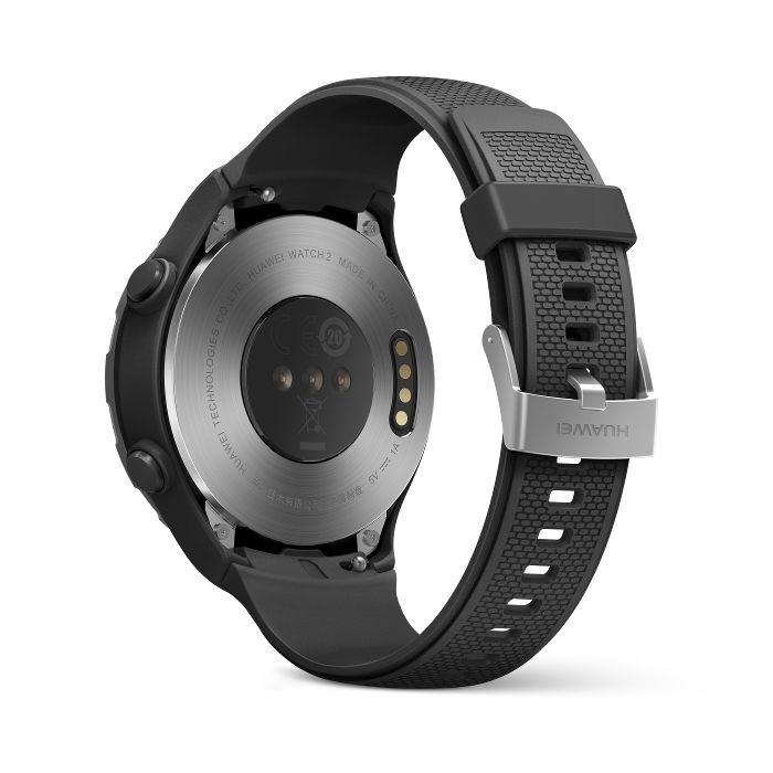 Apercu Image 4 Huawei Montre connectée Huawei Watch 2 Sport Noir