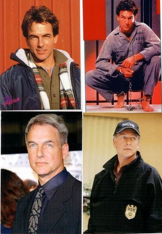 Mark Harmon...he just gets better and better