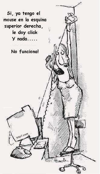 El ratón de la computadora ✿ Humor / Spanish humor / learning Spanish / Spanish jokes/ Podcast espanol - Repin for later!