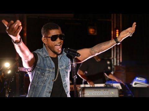 Usher covers 'Pumped Up Kicks' by Foster the People.  (Usher keeps his word.)       -------      http://www.last.fm/music/Usher  http://www.myspace.com/usher         http://en.wikipedia.org/wiki/Usher_(entertainer)         http://www.youtube.com/watch?v=zMEuA7HbiiY